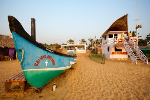 The Park on Candolim Beach, Goa Opening Christmas Eve 2011