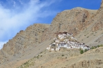 Key Monastery - The biggest Buddhist centre of learning in the Spiti Valley, Himachal Pradesh, North India
