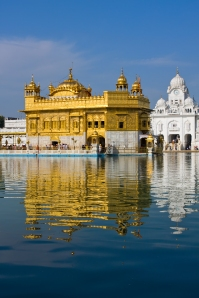 The Golden Temple, Amristar, India