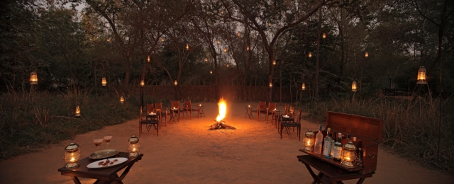 Sher Bagh Luxury Tented Camp in Ranthambore National Park