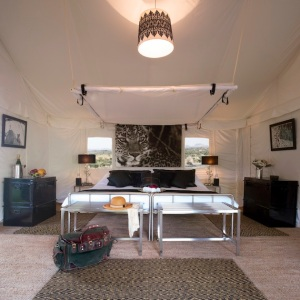 Luxury Tented Suite at JAWAI Leopard Camp