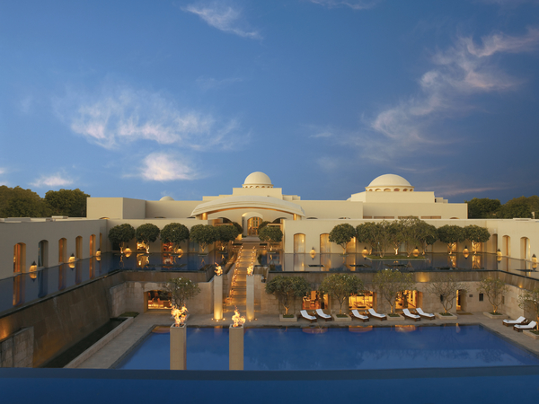 The stunning Trident, Gurgaon