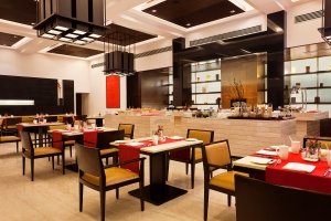Luxurious Dining at Trident, Agra
