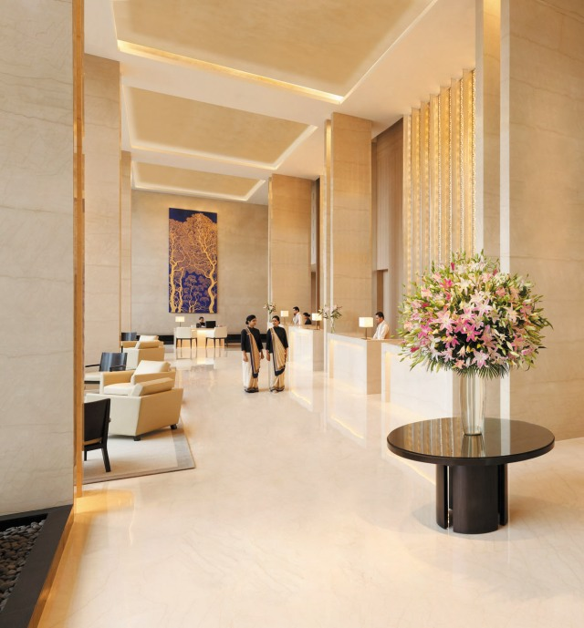 The Lobby at Trident, Hyderabad