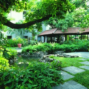 The Gardens at Trident, Cochin