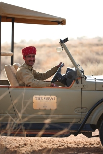 The Serai, Jaisalmer - Thrilling desert drives in modified Jeeps