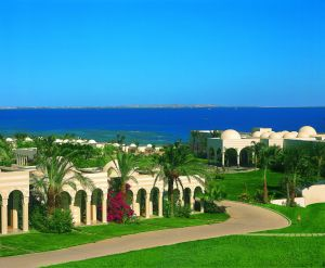 Views from The Oberoi, Sahl Hasheesh