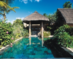 Seclusion and serenity defines the atmosphere of The Oberoi, Mauritius.