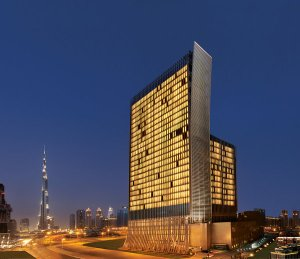 The Oberoi, Dubai radiates light, space and style