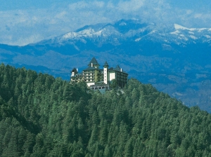Stay at Wildflower Hall, Shimla in the Himalayas as part of a nine-night itinerary.